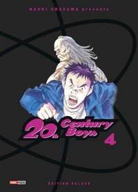 20th Century Boys - édition deluxe T.4