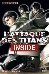 L'attaque des Titans - Inside - guide officiel - Vol.1