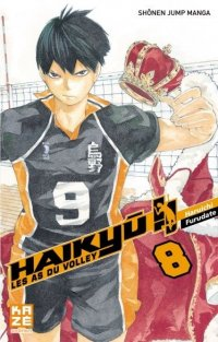 Haiky�!! - Les As du Volley T.8
