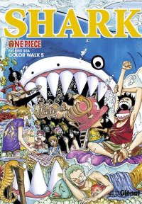 One Piece - Color Walk T.5