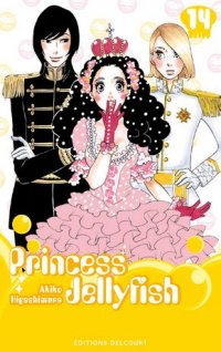 Princess Jellyfish T.14