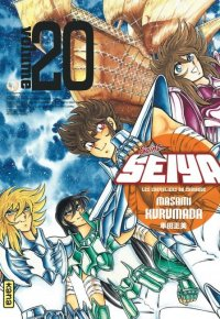 Saint Seiya - �dition deluxe T.20