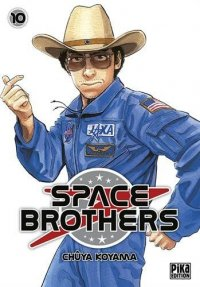 Space brothers T.10