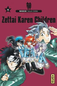 Zettai Karen Children T.16