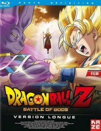 Dragon Ball Z - Battle of gods - film 14 - blu-ray