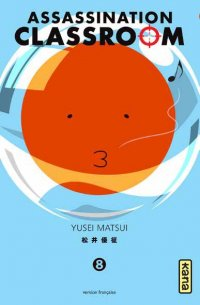 Assassination classroom T.8