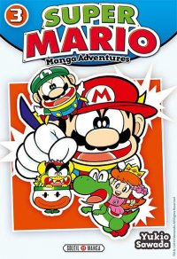 Super Mario - manga adventures T.3