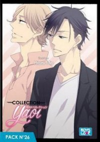 Collection Yaoi - Pack n�26