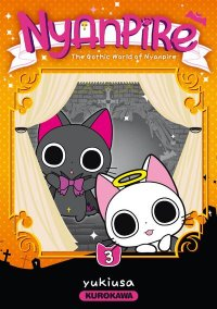 Nyanpire - the gothic world of nyanpire T.3