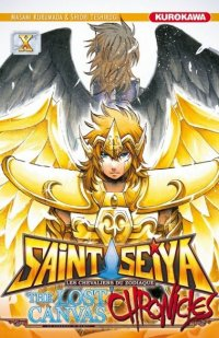 Saint Seiya - Lost canvas chronicles T.10