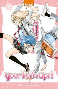 Your lie in april T.2