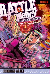 Jojo's bizarre adventure - Battle Tendency T.6