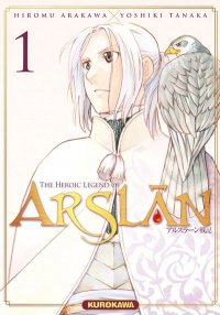The heroic legend of Arslan T.1