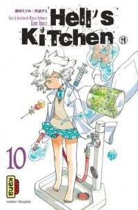 Hell's kitchen T.10