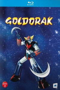 Goldorak - remasteris� Vol.2 - blu-ray