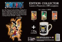 One piece Vol.1 collector