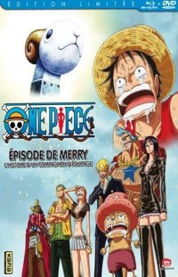 One piece - épisode de Merry - combo