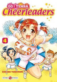 Go ! Tenba cheerleaders T.4