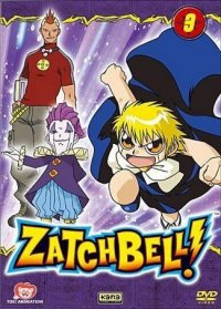 Zatchbell Vol.3