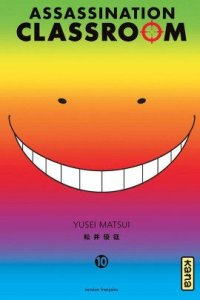 Assassination classroom T.10