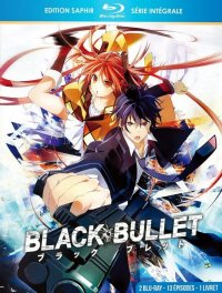 Black bullet - int�grale - blu-ray - �dition saphir