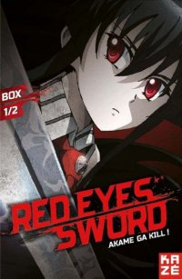 Red eyes sword - Akame ga Kill ! Vol.1