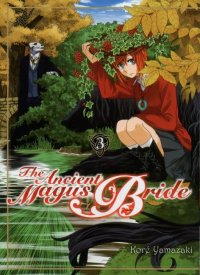 The ancient magus bride T.3