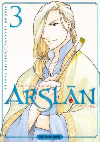 The heroic legend of Arslan T.3