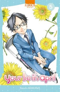 Your lie in april T.5