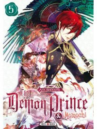 The demon prince and Momochi T.5