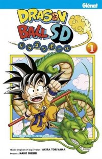 Dragon Ball SD T.1