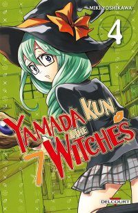 Yamada Kun & the 7 witches T.4