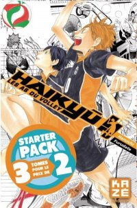 Haiky�!! - Les As du Volley - coffret starter