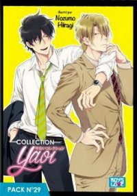 Collection Yaoi - Pack n°29