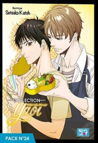 Collection Yaoi - Pack n�24