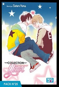 Collection Yaoi - Pack n°25