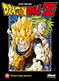 Dragon Ball Z film 8 - broly le super guerrier