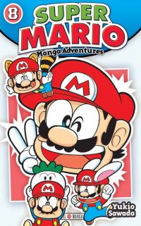 Super Mario - manga adventures T.8