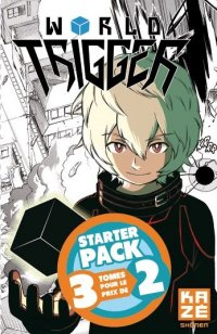 World trigger - starter pack T.1 � T.3