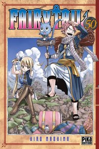 Fairy Tail T.50