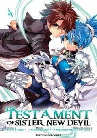The testament of sister new devil T.4