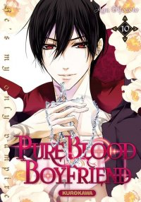 Pure blood boyfriend - He's my only vampire T.10