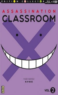 Assassination classroom - Vol.2 - combo