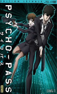 Psycho-pass Vol.1 - blu-ray