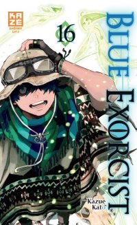 Blue exorcist T.16