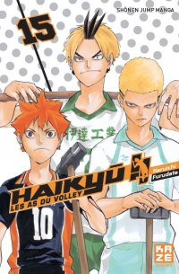 Haiky�!! - Les As du Volley T.15