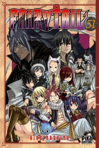 Fairy Tail T.51