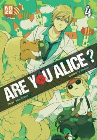 Are you Alice ? T.4