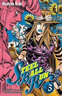Jojo's bizarre adventure - Steel Ball Run T.3