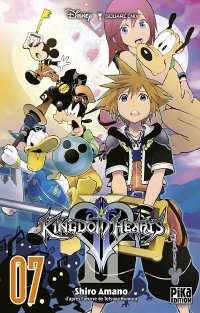 Kingdom Hearts II T.7